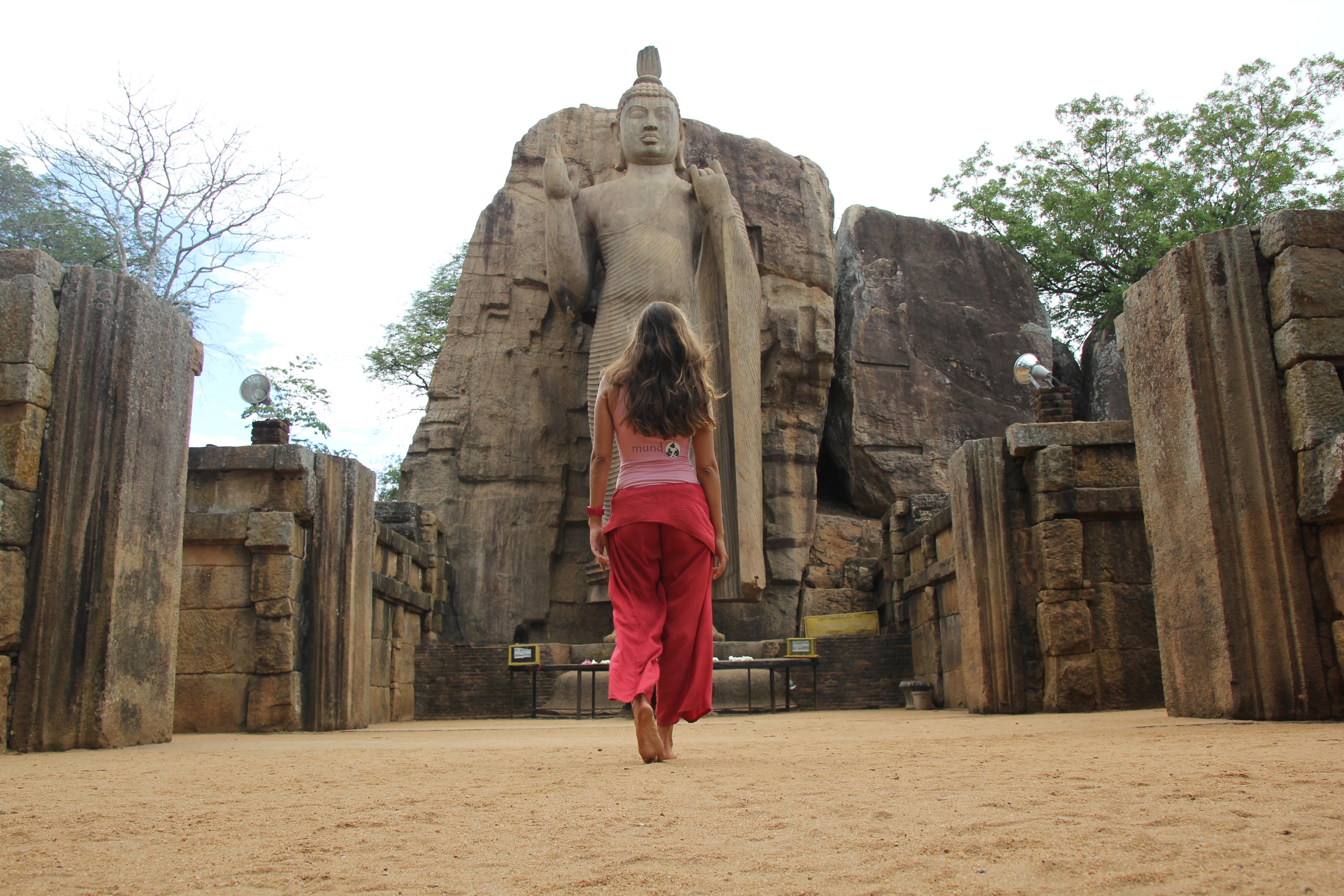 Itinerario en Sri Lanka
