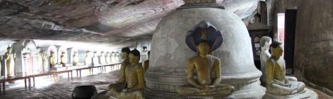 Ritigala, Aukana y las Cuevas de Dambulla, en el corazón de Sri Lanka