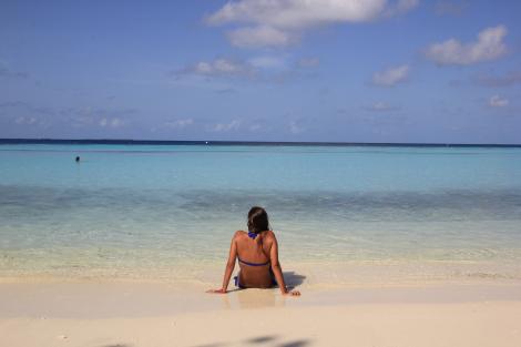 Relajarte en Maldivas