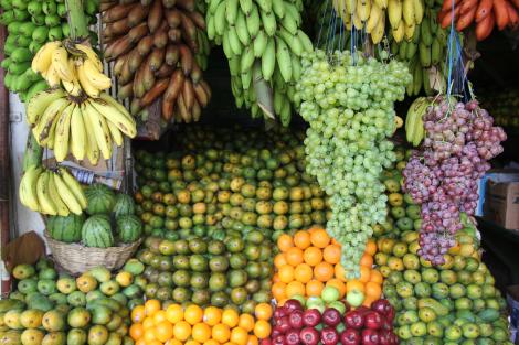 Detalles del mercado de Kandy