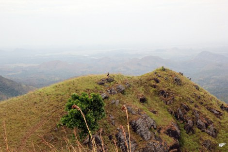 Las vistas desde Adam's Peak, Ella