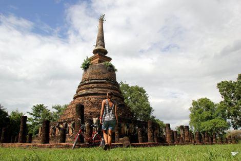 Sukhothai Tailandia 2