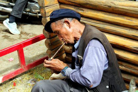 Rostros de Yunnan 7
