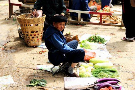 Rostros de Yunnan 9
