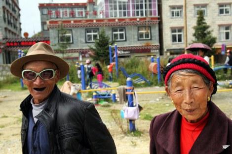 Rostros de Yunnan 12