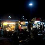 [Vídeo] Hambrienta en Tailandia: El mercadillo nocturno de Chao Fah en Krabi