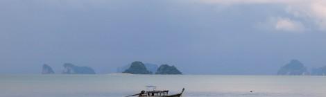 Koh Yao Noi, perdida en el mar de Andamán