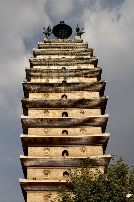 Pagoda del este Kunming