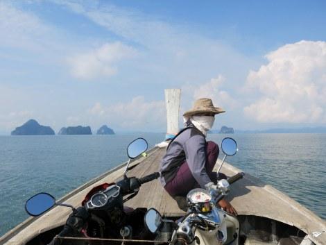 En ruta a Koh Yao Noi