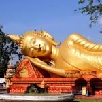 Vientián, la aletargada capital de Laos