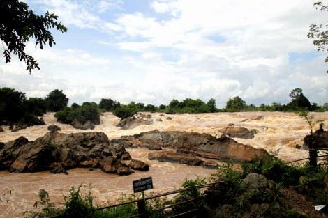 Cascadas 4000 islas Laos