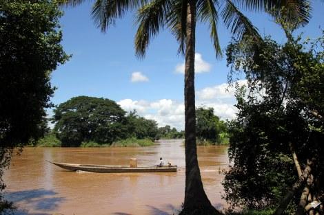 Escenas 4000 islas Laos