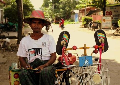 Retratos Myanmar