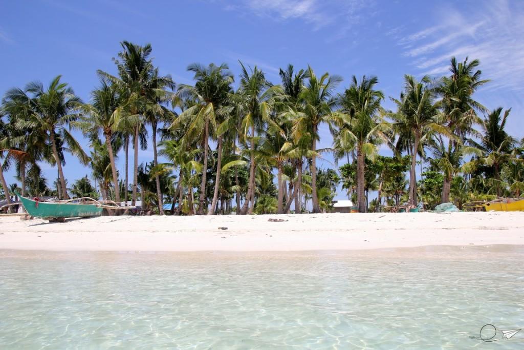 Agua Bantayan Filipinas