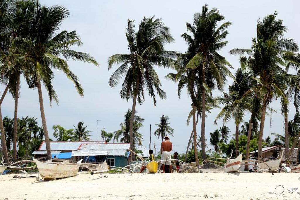 Paisajes Bantayan Filipinas