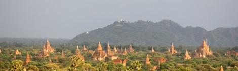 Guía e itinerarios de viaje por Myanmar
