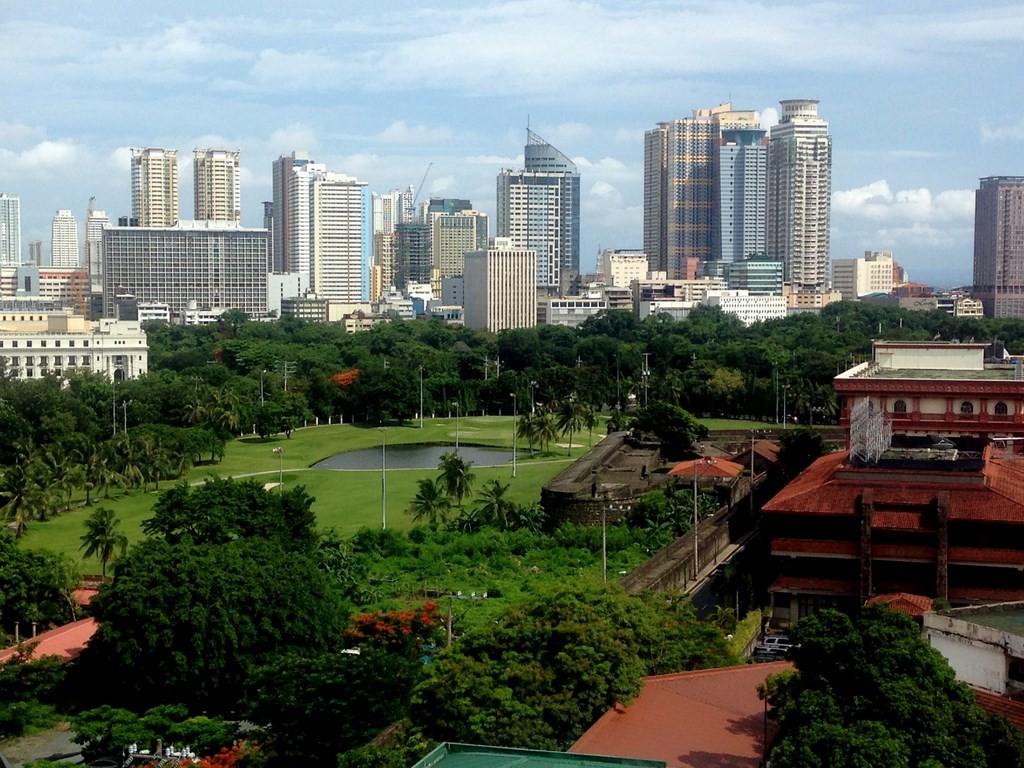 skyline-manila