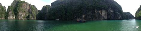 Pileh Lagoon, la joya de la corona en una visita a Phi Phi