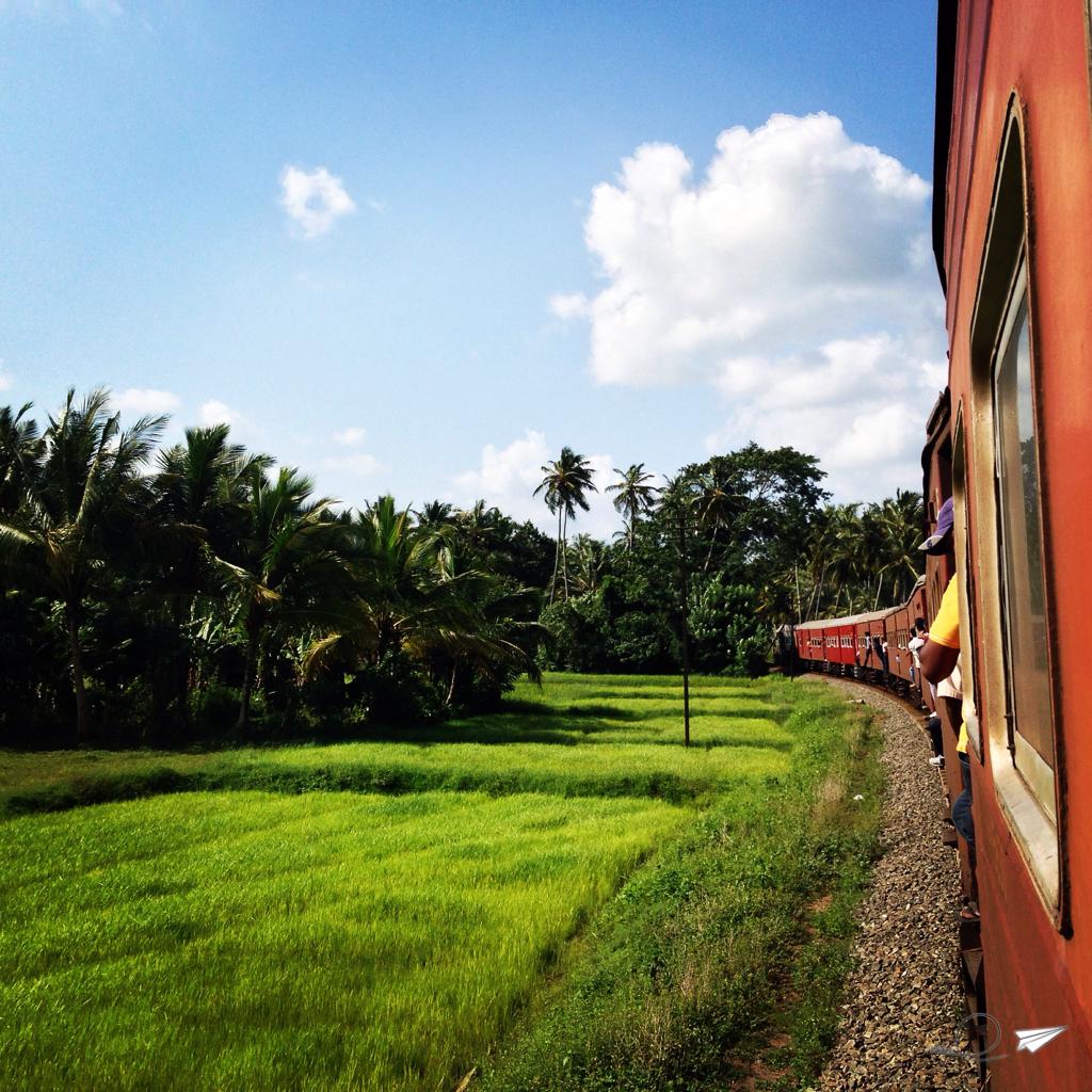 Primeras impresiones de Sri Lanka