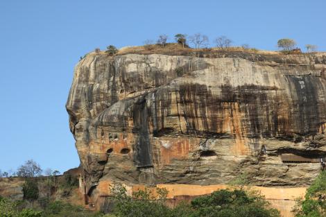 Detalles de Sigiriya