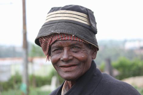 Sonrisas de Sri Lanka
