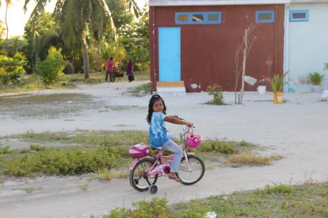 Sonrisas de Maldivas
