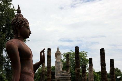 Wat Sa Si de Sukhothai
