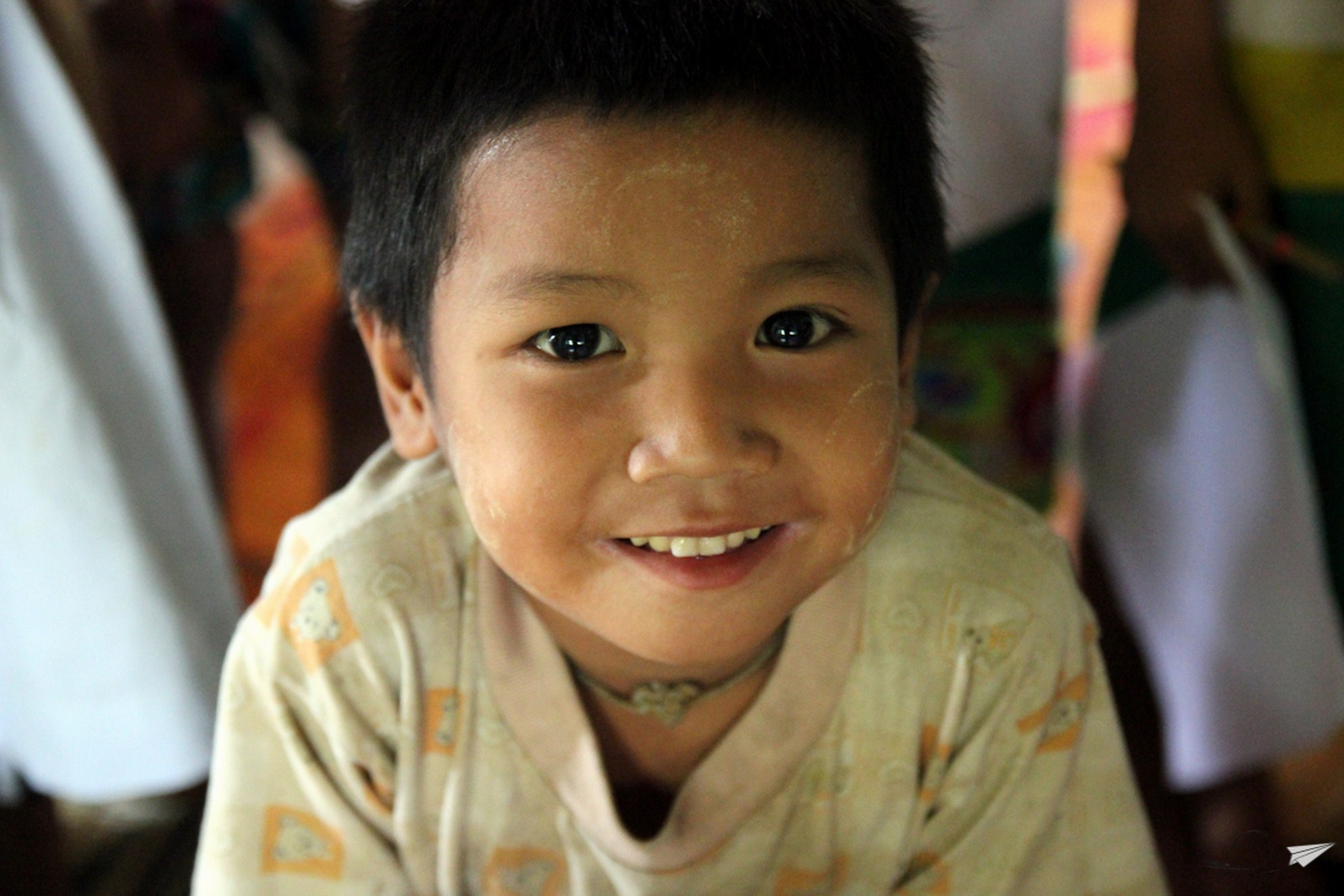 De regalo, muchas sonrisas – Mi visita a los proyectos de Colabora Birmania