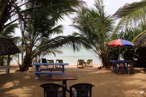 Tangalle playa
