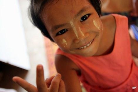 Niñas Colabora Birmania