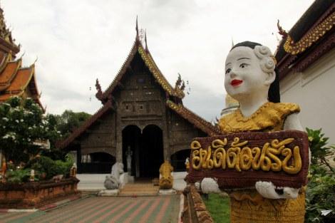Paseando por Chiang Mai