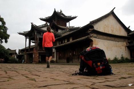 Caminando por Shaxi
