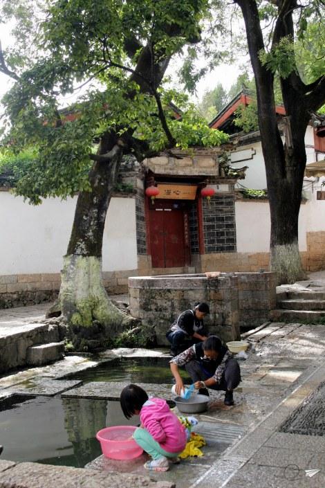 Calles Lijiang 2