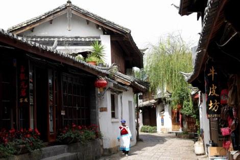 Calle Lijiang 3