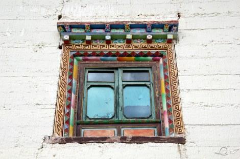 Ventanas tibetanas