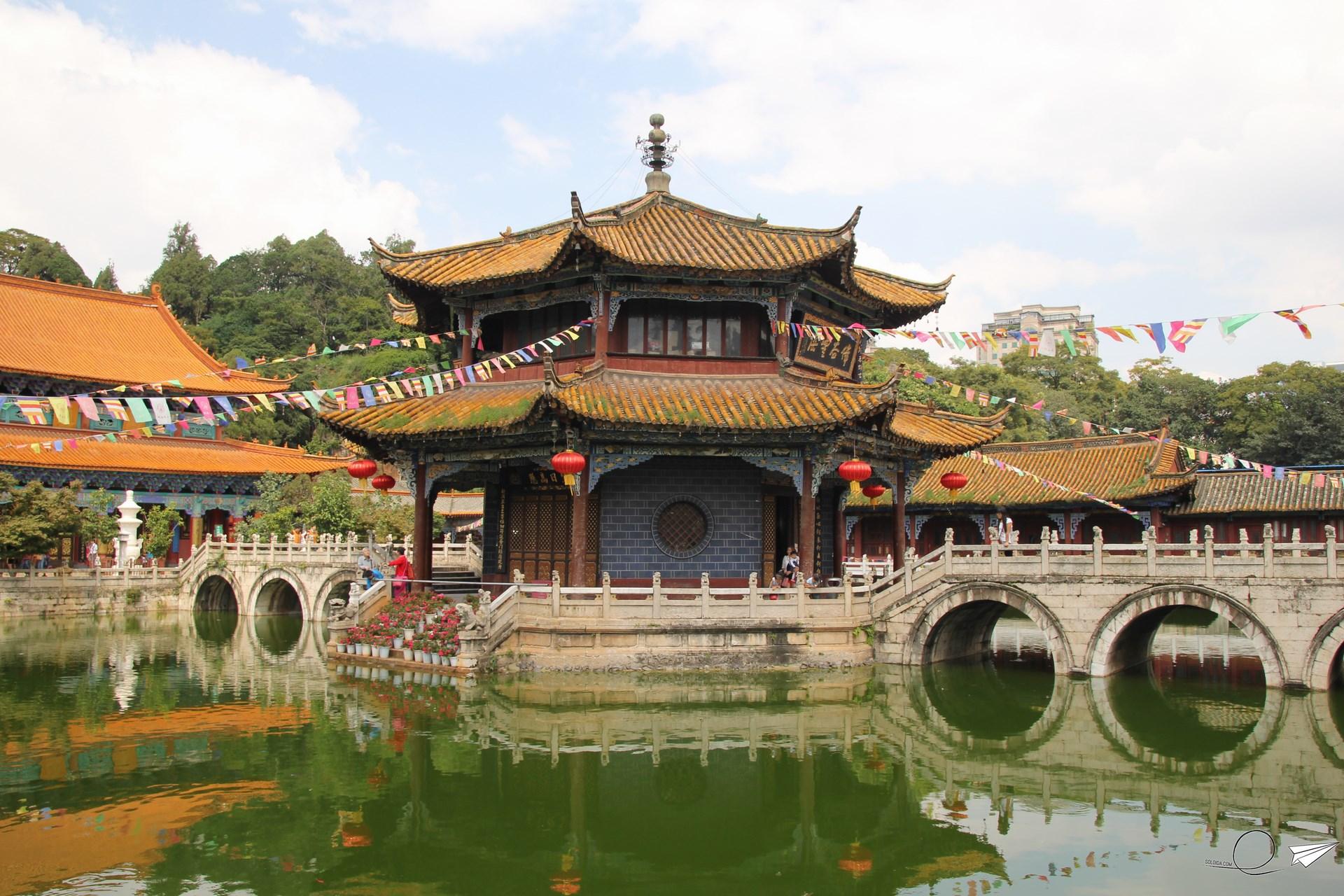La última etapa en China: Kunming