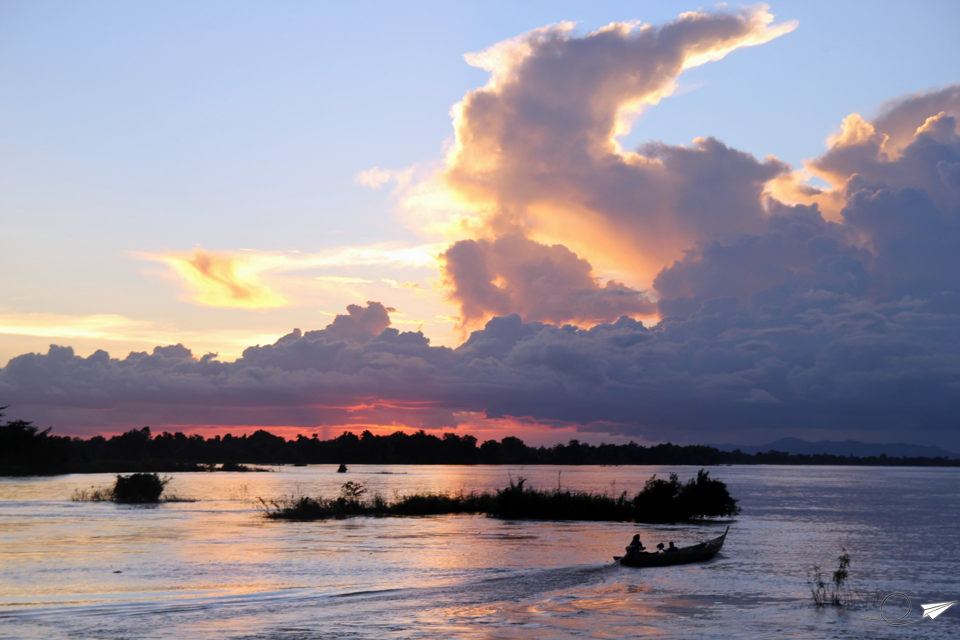 La olvidada Laos