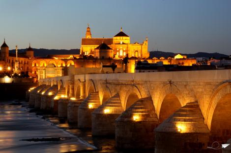 Puente Romano y Mezquita Córdoba