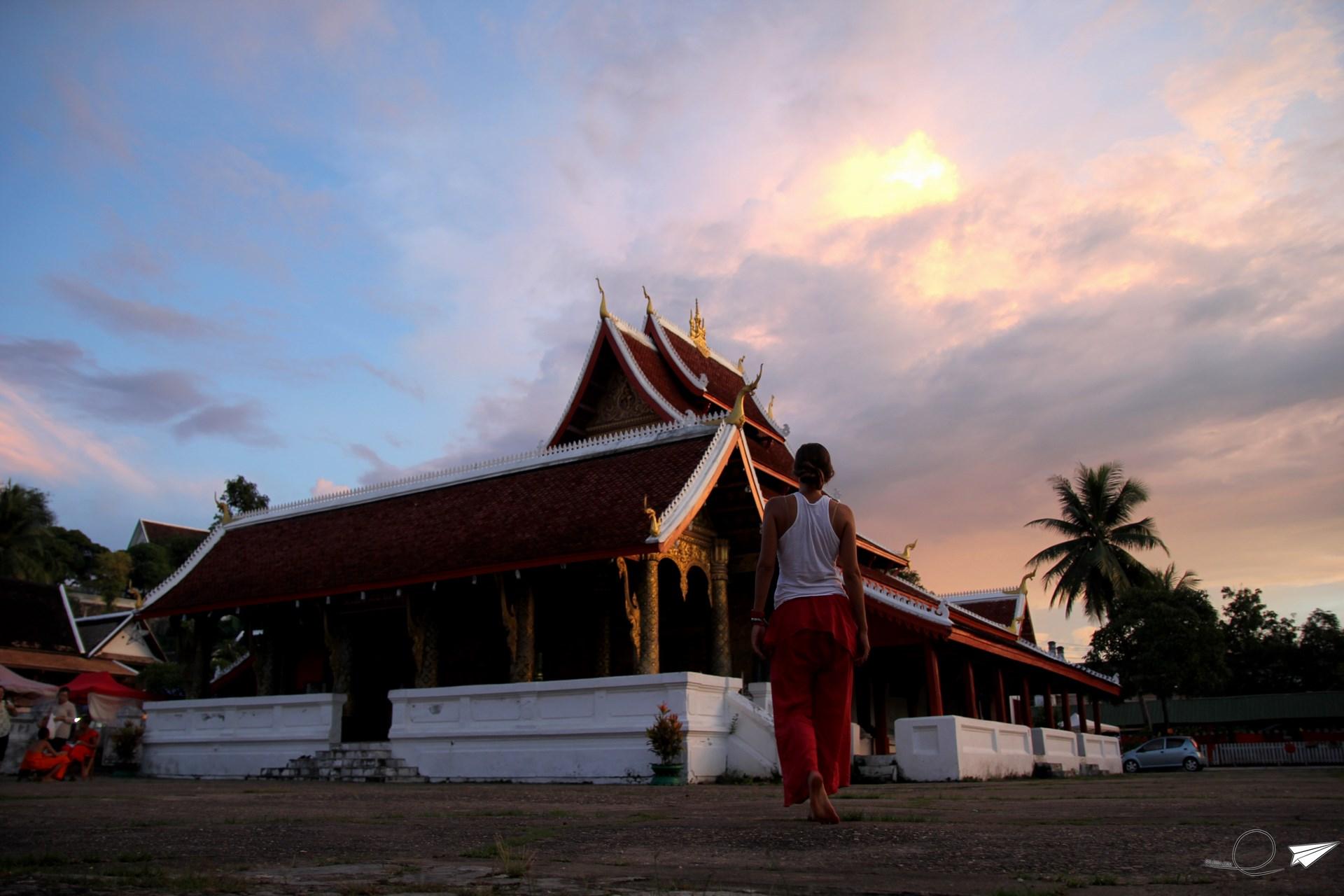 Itinerario de viaje por Laos