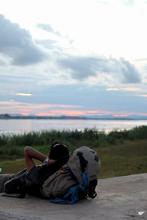 Mochilero Laos
