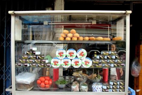 Baguettes Laos