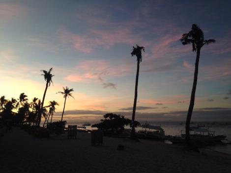 Malapascua playa