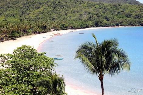 Playa de Nagtabon