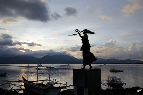 Atardecer Puerto Princesa