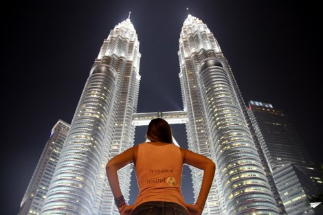 Itinerario de viaje por Malasia (peninsular) y Singapur