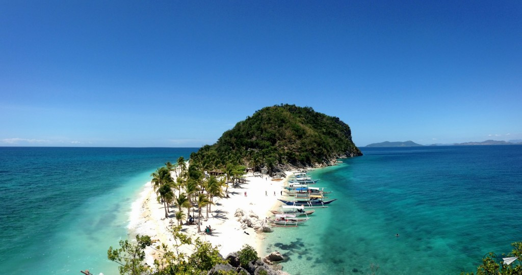 Islas de Gigantes, Filipinas