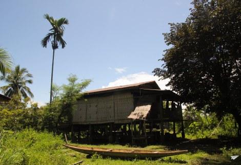 Casas 4000 islas Laos