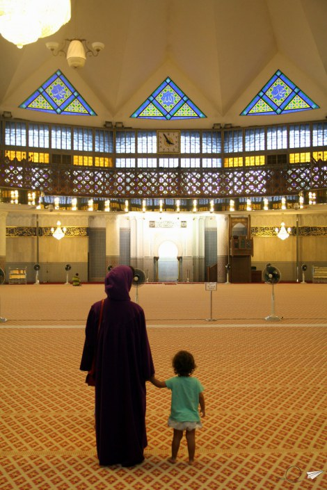 Mezquita Kuala Lumpur