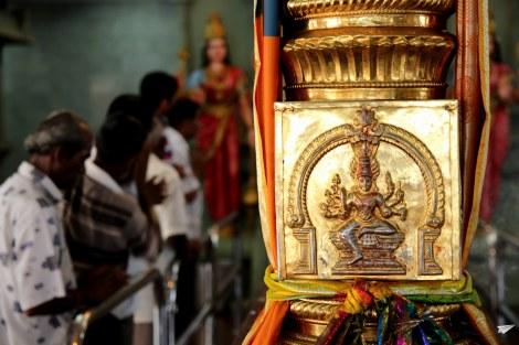 Templo hindú Kuala Lumpur
