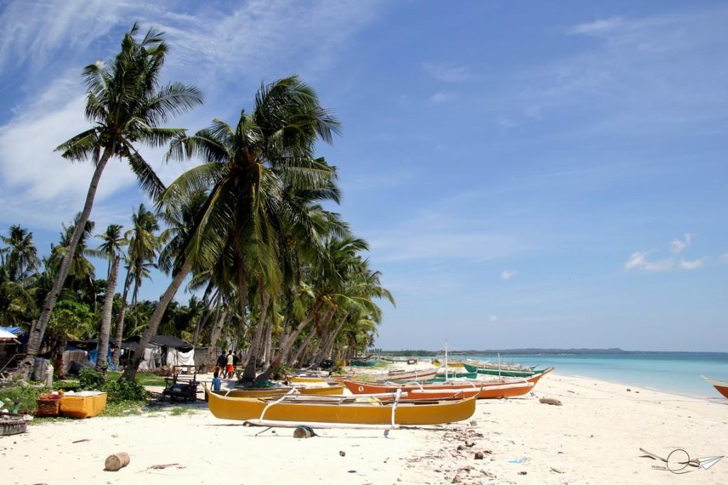 Aparejos pescador Filipinas